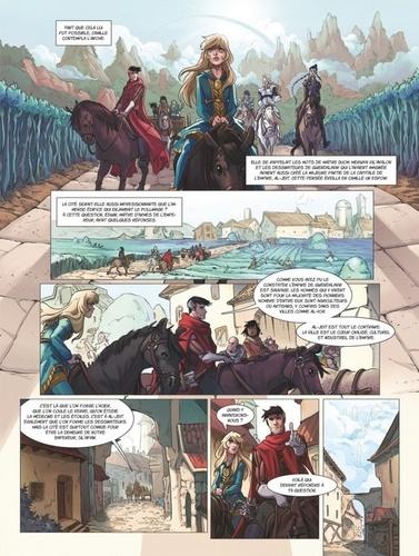 La quête d'Ewilan Tome 4 Les plateaux d'Astariul