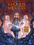 Pierre Bottero et  Lylian - La quête d'Ewilan Tome 7 : L'île du destin.