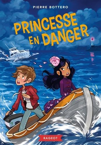 Pierre Bottero - Princesse en danger.