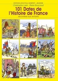 Checkpointfrance.fr 101 dates de l'Histoire de France racontées aux enfants Image