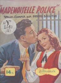 Pierre Boulitre - Mademoiselle Police.