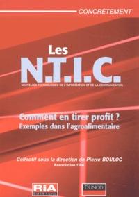 Deedr.fr Les NTIC - Comment en tirer profit ? Exemples dans l'agroalimentaire Image