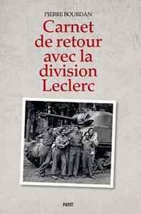 Histoiresdenlire.be Carnet de retour avec la division Leclerc Image