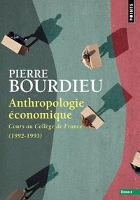 Pierre Bourdieu - Anthropologie économique - Cours au Collège de France (1992-1993).