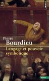 Pierre Bourdieu - Langage et pouvoir symbolique.