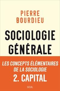 Histoiresdenlire.be Sociologie générale - Volume 2, Cours au Collège de France (1983-1986) Image