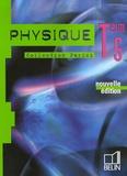 Pierre Bourdin et Dimitri Chapelain - Physique Tle S.