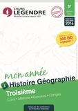 Pierre Boussaguet - Histoire Géographie 3e - Cours, méthode, exercices, corrigés.