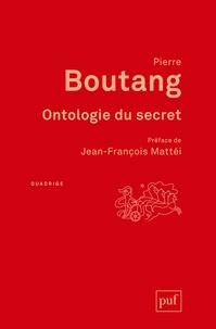 Pierre Boutang - Ontologie du secret.