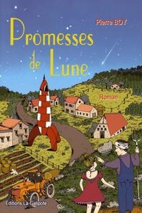 Pierre Boy - Promesses de lune.