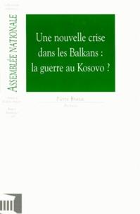 Pierre Brana - Impressions. 11e législature / Assemblée nationale Tome 833 - Rapport d'information sur la mission effectuée en République fédérale de Yougoslavie et en République de Macédoine.