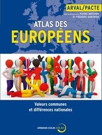 Atlas des européens - Valeurs communes et différences nationales.pdf