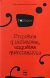 Pierre Bréchon - Enquêtes qualitatives, enquêtes quantitatives.