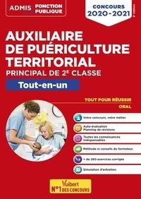 Pierre-Brice Lebrun et Marie-Christine Lefort - Auxiliaire de puériculture territorial - Principal de 2e classe - Tout-en-un.