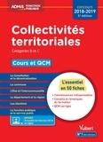 Pierre-Brice Lebrun - Collectivités territoriales - Cours et QCM, catégories B et C.