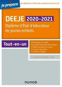 Pierre-Brice Lebrun et Amélie Garelli - DEEJE - Diplôme d'Etat d'éducateur de jeunes enfants.