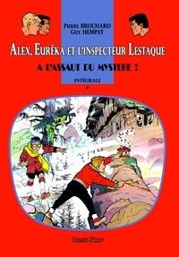 Pierre Brochard et Jean-Marie Pélaprat - Alex, Eurêka et l'inspecteur Lestaque 4 : Alex, Eurêka et l'inspecteur Lestaque 4 - A l'assaut du mystère !.