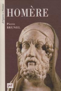 Pierre Brunel - Homère - VIIIe siècle av J. C..