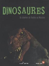 Deedr.fr Dinosaures - Du chantier de fouilles au Muséum Image