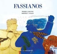 Pierre Cabanne et Dimitri-T Analis - Fassianos.