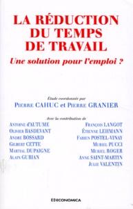 Pierre Cahuc et  Collectif - .