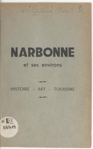 Pierre Caillard - Narbonne et ses environs - Histoire, art, tourisme.