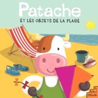Pierre Caillou - Patache et les objets de la plage.