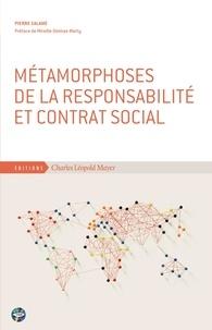 Pierre Calame - Métamorphoses de la responsabilité et contrat social.