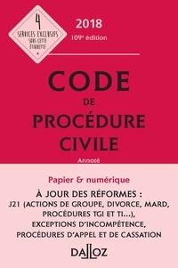 Pierre Callé et Laurent Dargent - Code de procédure civile.