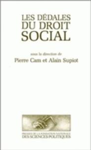 Pierre Cam et Alain Supiot - Les dédales du droit social.