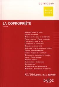 Pierre Capoulade et Daniel Tomasin - La copropriété 2018-2019.