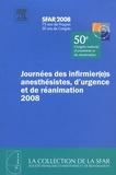 Pierre Carli et Jean-Etienne Bazin - Journées des infirmier(e)s anesthésistes, d'urgence et de réanimation 2008 - 50e Congrès national d'anesthésie et de réanimation.