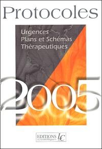 Pierre Carli - Protocoles et Surveillances en 2 volumes - Médecine générale Plans et schémas thérapeutiques; Urgences Plans et schémas thérapeutiques.
