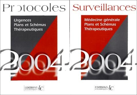 Pierre Carli et Michel Doumenc - Protocoles et surveillances - 2 volumes.