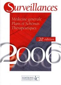 Pierre Carli - Protocoles et Surveillances - Pack en 2 volumes, Edition 2006.