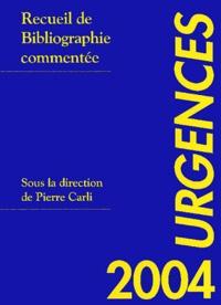 Galabria.be Urgences 2004 - Recueil de bibliographie commentée Image