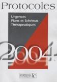 Pierre Carli - Urgences - Plans et Schémas thérapeutique.