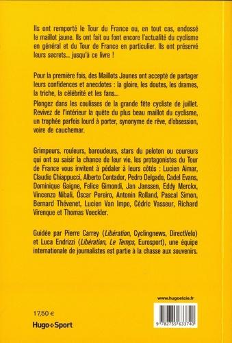 Secrets De Maillots Jaune Ils Ont Porte Le Pierre Carrey Livres Furet Du Nord