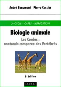 Satt2018.fr Biologie animale. Les Cordés, anatomie comparée des vertébrés, 8ème édition Image