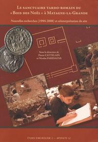 """Pierre Cattelain - Le sanctuaire tardo-romain du """"Bois des Noël"""" à Matagne-la-Grande. - Nouvelles recherches (1994-2008) et réinterprétation du site."""