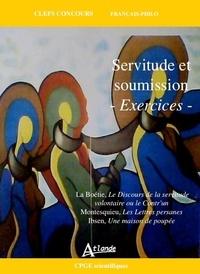 Satt2018.fr Servitude et soumission - Exercices Image