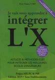 Pierre Chapon - Je vais vous apprendre à intégrer l'X.