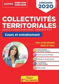 Pierre Chapsal - Collectivités territoriales - Concours et examens professionnels - Catégories A, B et C - Cours et entraînements.
