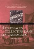 Pierre Charbonnier et Pierre Couturier - Les espaces collectifs dans les campagnes - XIe-XXIe siècle.
