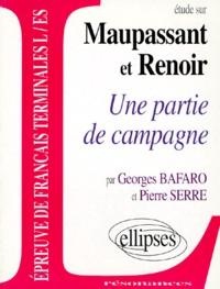 Pierre-Charles Serre et Georges Bafaro - .