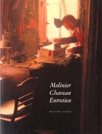 Pierre Chaveau et Pierre Molinier - Molinier, Chaveau, entretien.