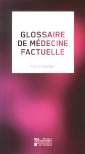 Deedr.fr Glossaire de médecine factuelle Image