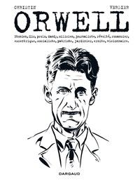 Pierre Christin et Sébastien Verdier - George Orwell.