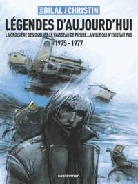 Histoiresdenlire.be Légendes d'aujourd'hui - La croisière des oubliés ; Le vaisseau de pierre ; La villle qui n'existait pas 1975-1977 Image