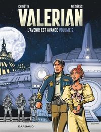 Pierre Christin et Jean-Claude Mézières - Valérian L'avenir est avancé Tome 2 : .